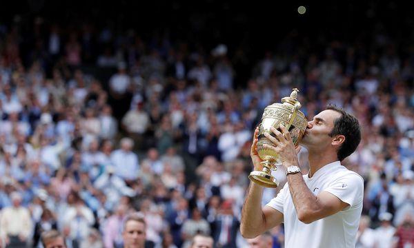 Roger Federer / Bild: REUTERS