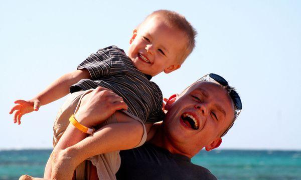 Vater mit Sohn / Bild: BilderBox