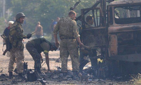 Eskalation des Konflikts / Bild: APA/EPA/MARKIJAN LYSEIKO