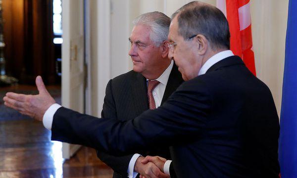 Lawrow und Tillerson  / Bild: REUTERS