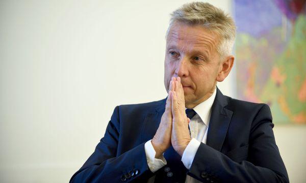 ÖVP-Klubchef Reinhold Lopatka  / Bild: (c) Clemens Fabry (Presse)