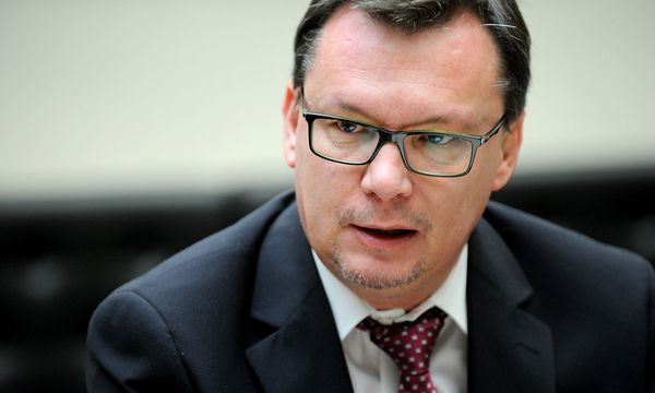 Norbert Darabos / Bild: Die Presse (Fabry)