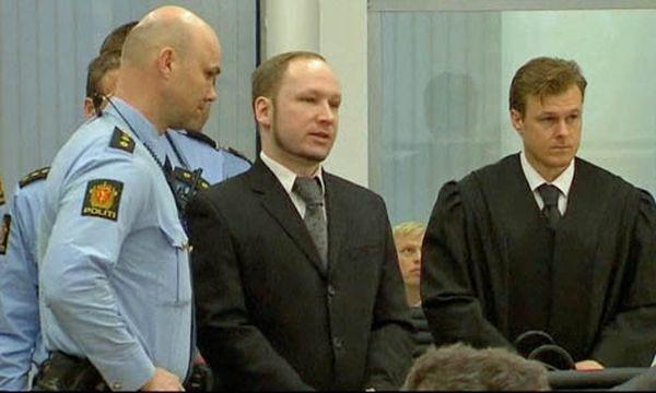 Breivik vor Gericht  / Bild: (c) RCA