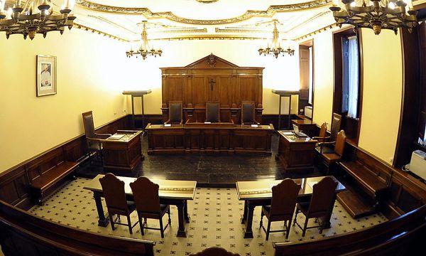 Der Gerichtssaal im Vatikan / Bild: EPA/L'OSSERVATORE ROMANO / HANDOUT