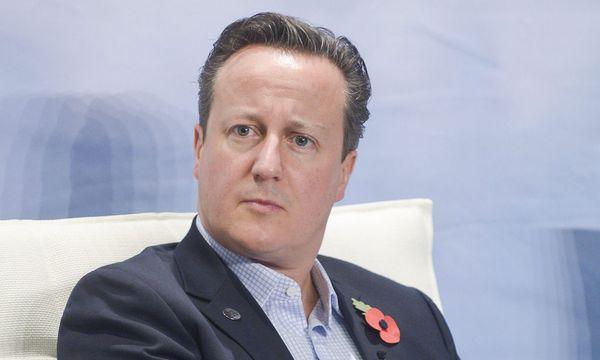 David Cameron / Bild: APA/EPA/KIMMO BRANDT