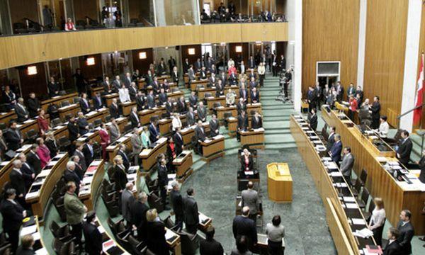 Parlament / Bild: (c) Dapd (Lilli Strauss)