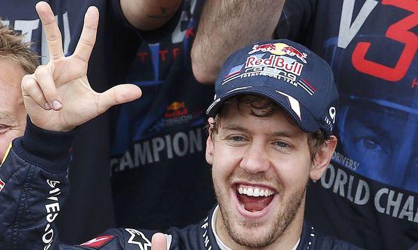Sebastian Vettel / Bild: REUTERS