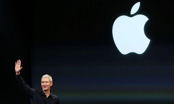 Apple-Chef Tim Cook. / Bild: (c) REUTERS (ROBERT GALBRAITH)
