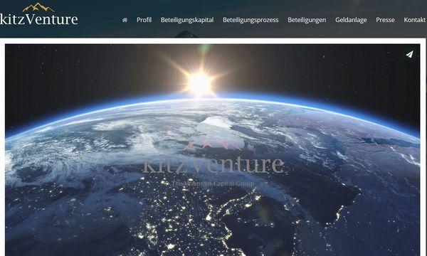 Einstweilige Verfügung erlassen  / Bild: (c) Website KitzVenture