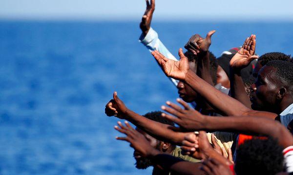 Die Nachfrage nach soliden Organisatoren der illegalen Überfahrt nach Europa ist hoch. Wird ein Schlepper gefasst, teilen sich die anderen Schmuggel-KMU dessen Marktanteil auf. / Bild: REUTERS