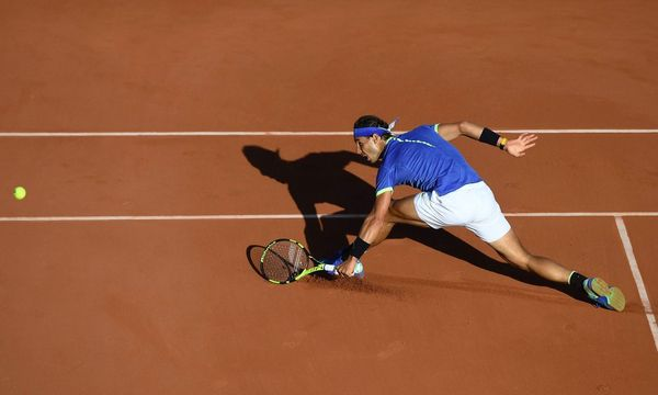 Rafael Nadal  / Bild: APA/AFP/CHRISTOPHE SIMON