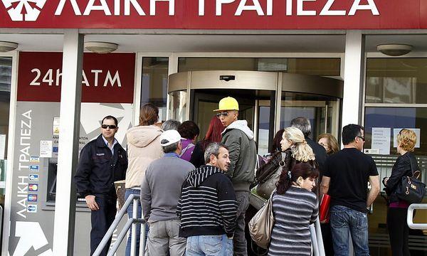 Zypern - Beschränkungen für Kreditkarten im Inland aufgehoben  / Bild: EPA