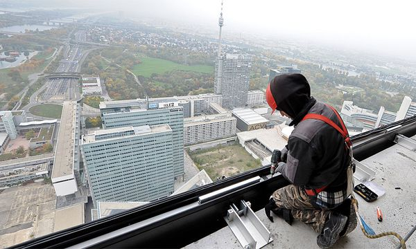In Wien droht laut S&P eine Immo-Blase / Bild: APA-FOTO: HERBERT NEUBAUER