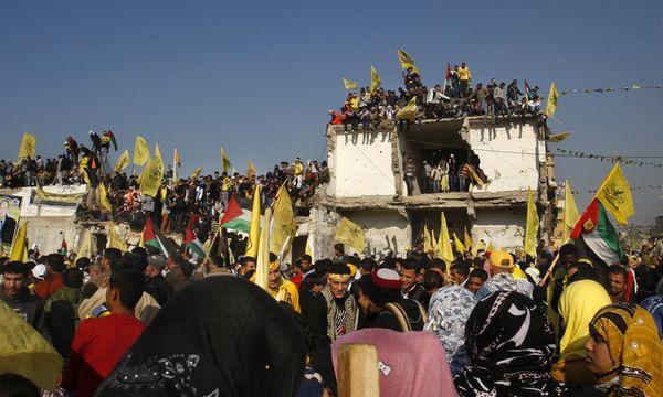 Bild: (c) AP (Hatem Moussa)