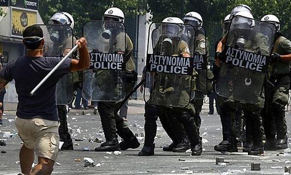 Griechenland / Bild: (c) REUTERS (Yannis Behrakis)