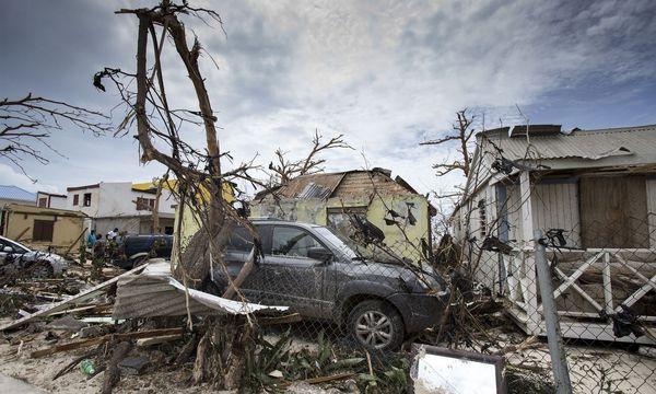 Hurrikan Irma hinterlässt eine Spur der Verwüstung. / Bild: (c) AFP
