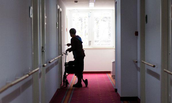 Symbolbild: Pflegeheim / Bild: (c) Clemens Fabry (Presse)