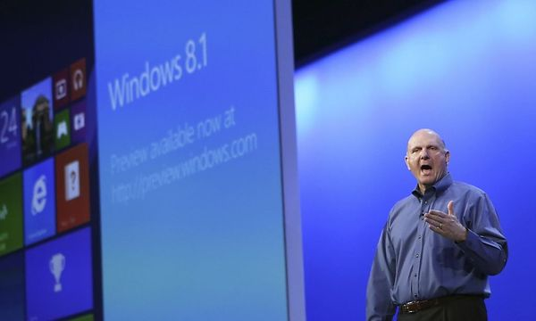Windows 8.1 Preview vorerst nur für Windows-8-Nutzer / Bild: (c) REUTERS