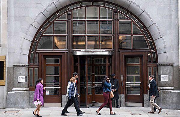 Noch arbeiten im Londoner Hauptquartier von Goldman 6000 Mitarbeiter. /