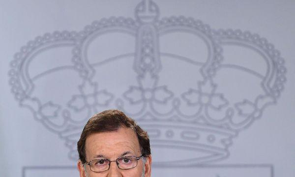 Ministerpräsident Mariano Rajoy / Bild: APA/AFP