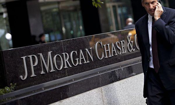Neue Klage gegen JP Morgan wegen Hypothekengeschäften / Bild: (c) REUTERS