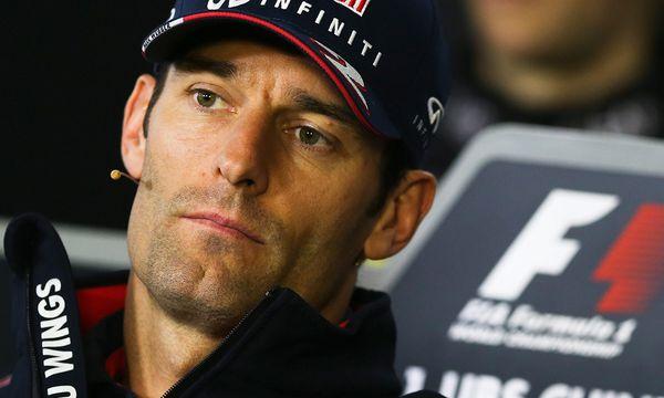 Mark Webber / Bild: EPA/SRDJAN SUKI