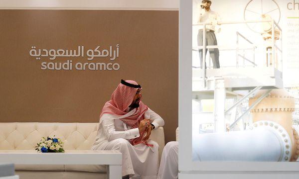 Saudi Aramco bezog noch nicht Stellung. / Bild: REUTERS/Hamad I Mohammed /File Photo