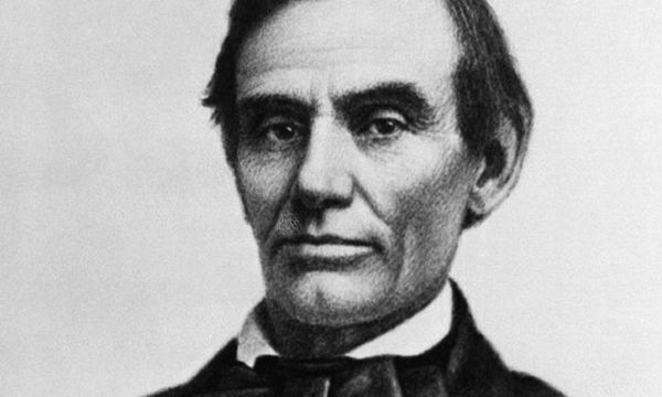 Lincoln als Auslöser der Sezession / Bild: (c) AP (W. A. Thomson)