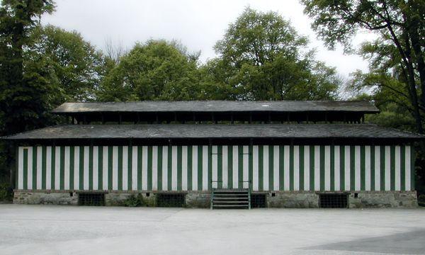 Alte schmiede 1908 wurde das Badehaus im 60. Thronjahr Kaiser Franz Josephs eröffnet.