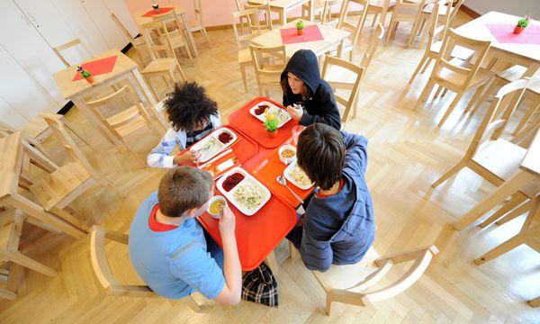 Künftig könnten Schüler auch im Sommer in der Schule betreut werden. / Bild: (c) Die Presse (Clemens Fabry)