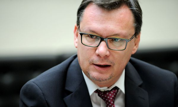 Norbert Darabos / Bild: Die Presse