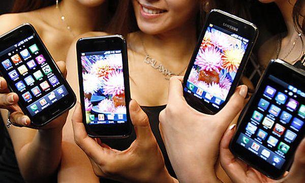 Das Galaxy S - Ergebnis einer Design-Krise? / Bild: (c) REUTERS (� Truth Leem / Reuters)