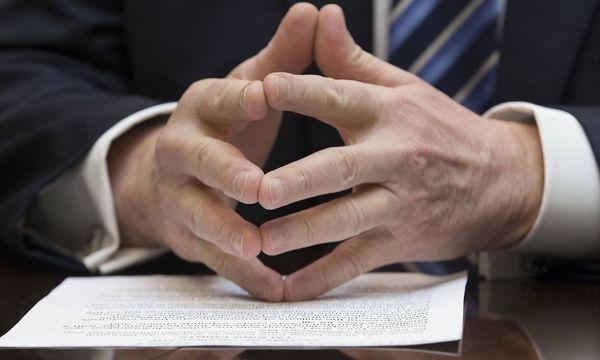 Donald Trump wird vorgeworfen, seine aktuellen Steuerdaten nicht veröffentlichen zu wollen. / Bild: (c) imago/ZUMA Press (imago stock&people)