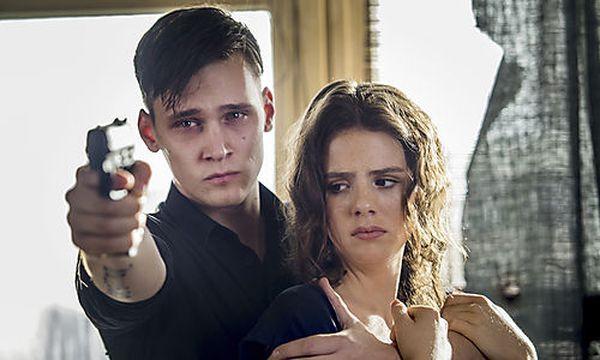 Adrian und Laura sind nicht Bonnie und Clyde. / Bild: WDR/Thomas Kost