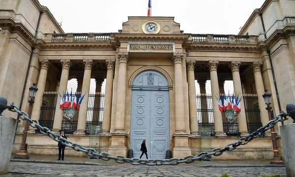Bild: APA/AFP/LIONEL BONAVENTURE