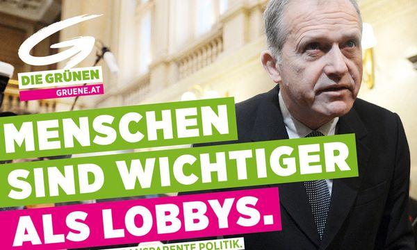 Plakat-Mix zur EU-Wahl /