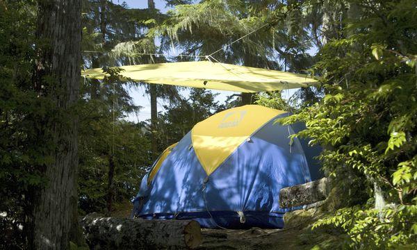 Camping ist im Trend / Bild: (c) imago/Danita Delimont (imago stock&people)