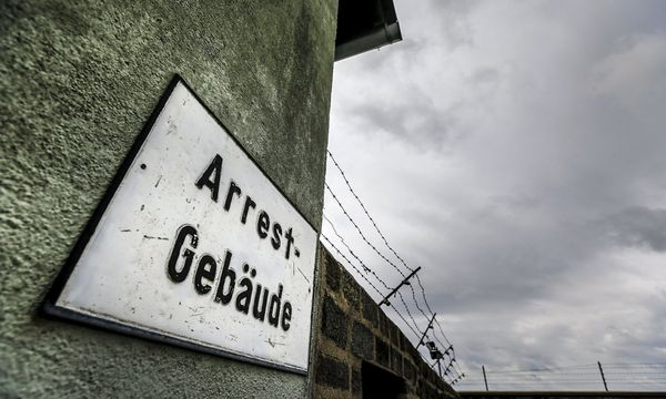 KZ Mauthausen  / Bild: (c) REUTERS (DOMINIC EBENBICHLER)