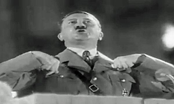 Adolf Hitler / Bild: (c) Screenshot/Youtube