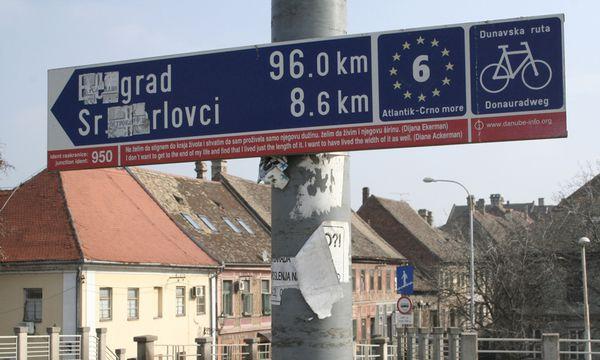 Eigensinnige Provinz Donau /
