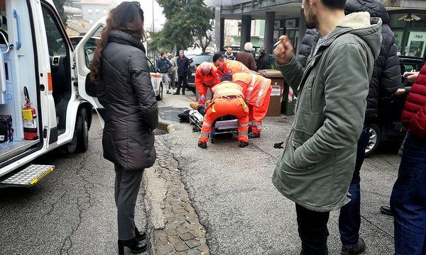 Ein Mann schoss in Macerata auf Migranten / Bild: REUTERS