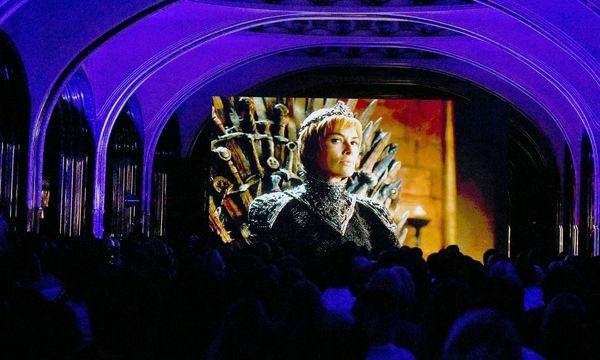 Symbolbild: ''Game of Thrones'' / Bild: APA/AFP/VASILY MAXIMOV