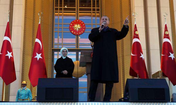 Recep Tayyip Erdoğan / Bild: APA/AFP/ADEM ALTAN