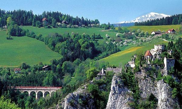 Am Semmering / Bild: (c) APA (Tourismusregion NOE SUED-ALPIN)