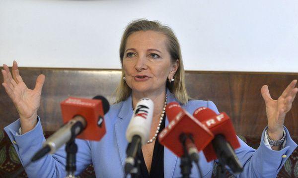 Die Unternehmerin Ulrike Rabmer-Koller tritt als Vorsitzende des Hauptverbandes der Sozialversicherungsträger zurück. / Bild: (c) APA/HERBERT PFARRHOFER (HERBERT PFARRHOFER)