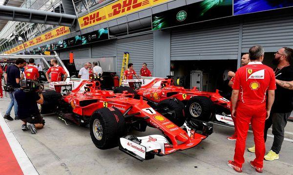Formel 1 in Monza / Bild: APA/AFP/MIGUEL MEDINA