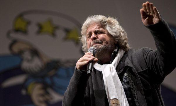 Beppe Grillo / Bild: (c) EPA (MASSIMO PERCOSSI)