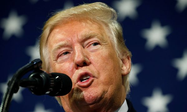 US-Präsident Donald Trump. / Bild: (c) REUTERS (KEVIN LAMARQUE)