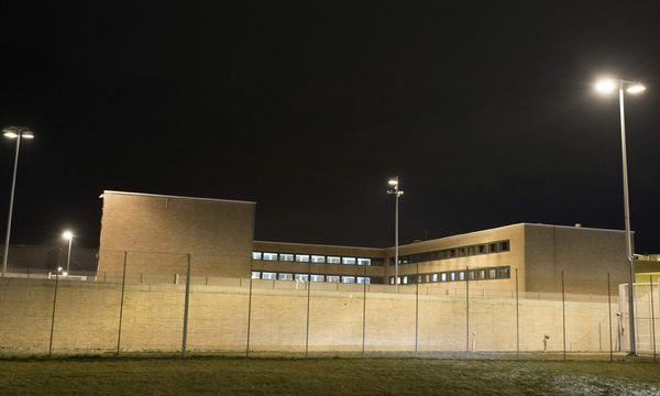 Gefängnis in Brügge, Belgien. / Bild: (c) APA/AFP/JOHN THYS