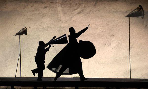 (c) Erwin Bohatsch / Museum der Moderne Magisch. William Kentridge ist ein Meister der eindringlichen Inszenierung.